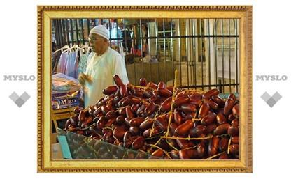 В Египте в канун месяца мусульманского поста рамадан продают финики «революционные» и «шахидские»