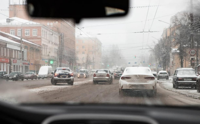 Погода в Туле 3 февраля: до -5 градусов, ветрено и облачно