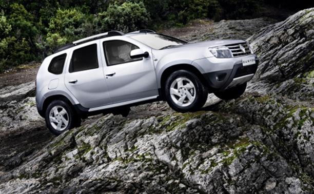 Renault Duster: ещё желаннее, ещё популярнее!