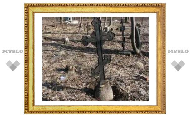 В Туле будет кладбище для богатых