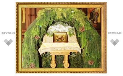 В русском храме на юге Африки отпразновали Рождество Христово