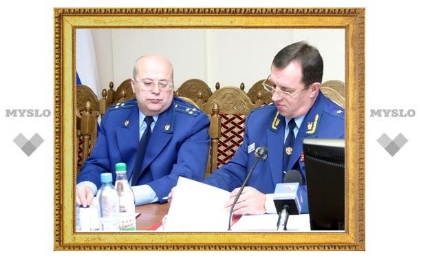 Прокурор области предложил лишить райпрокуроров премий