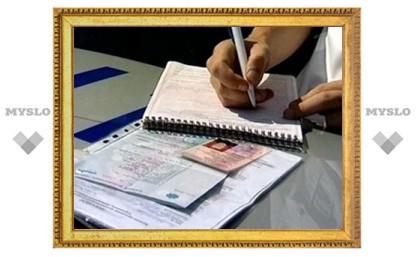 Тульских алиментщиков будут лишать водительских прав
