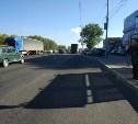 В Туле прошла приемка работ по ремонту асфальта на улице Рязанской