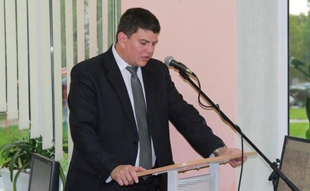 Денис Команев назначен на должность главы Привокзального округа