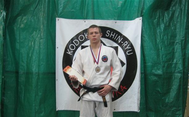 Тульский спортсмен стал вице-чемпионом мира по тактической борьбе