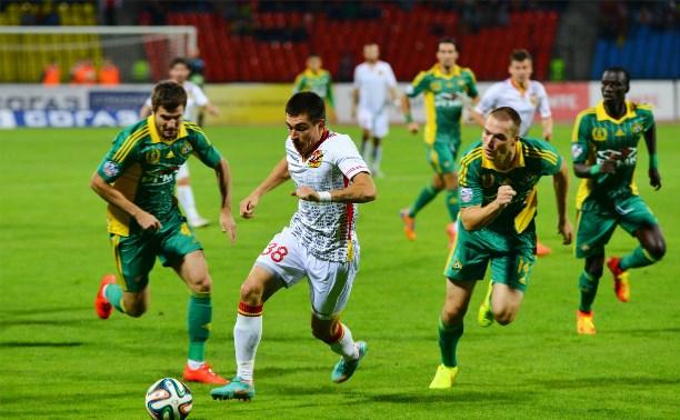 «Кубань» – «Арсенал»: матч года для канониров