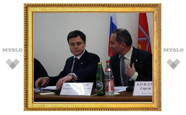 """Груздев: """"Будем контролировать коммунальщиков тарифами!"""""""