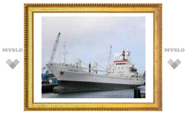 Угнанное у российского экипажа судно найдено в порту Ганы