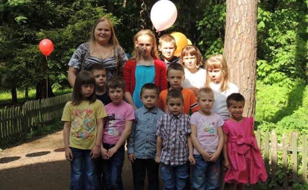 Приёмная семья Натальи Саргановой приняла участие в фестивале им. К.Чуковского