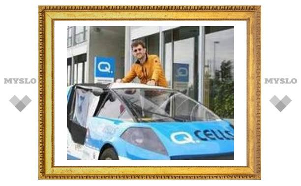 Солнечное такси объедет вокруг света