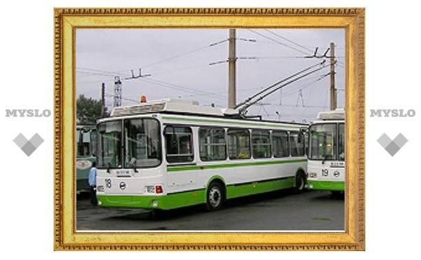 10 августа троллейбусы № 4 и №5 изменят свой маршрут