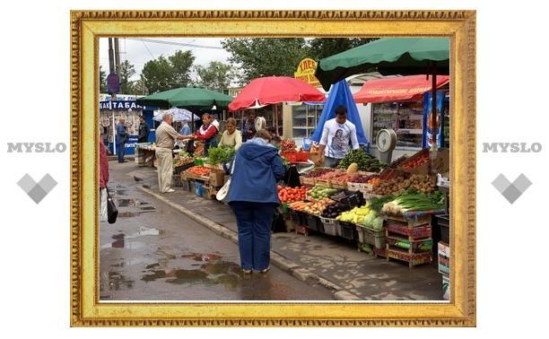 Туляков оставят без Кировского рынка и «Хопра»