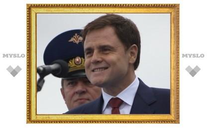 Губернатор вновь отправился по Тульской области