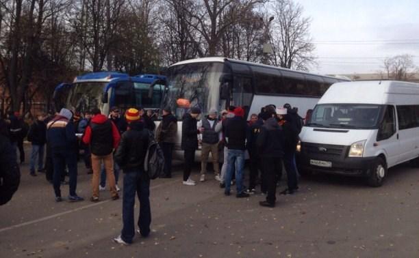 На матче с «Факелом» канониров поддержат около 400 болельщиков