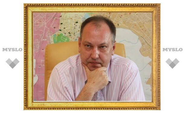 Олега Самылина пока официально не приняли в Тульскую областную Думу