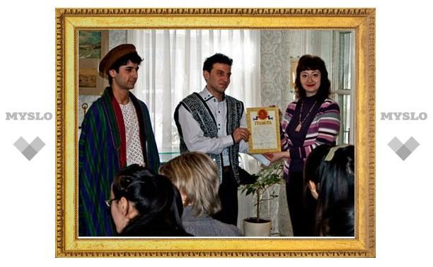 В музее Викентия Вересаева прошел творческий форум