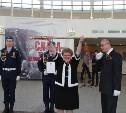 Меч Победы передали на вечное хранение Тульскому музею оружия