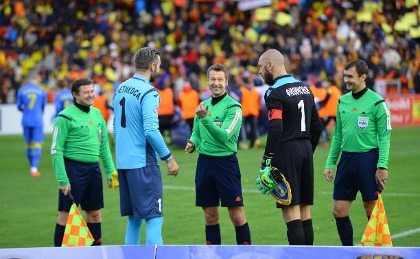 «Арсенал» и «Балтику» рассудит арбитр из Москвы