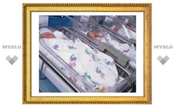 Алжирка родила сразу восемь детей