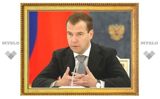 Президент РФ внес кандидатуру Владимира Груздева в облдуму