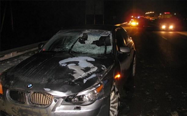 30 декабря в авариях в Тульской области погибли два пешехода