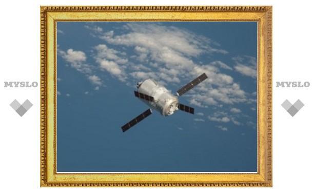 Названа причина переноса отстыковки корабля ATV-3 от МКС