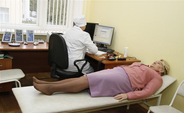 В тульских больницах замерзают пациенты