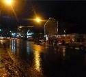 В Туле троллейбус протаранил «Рено Логан»