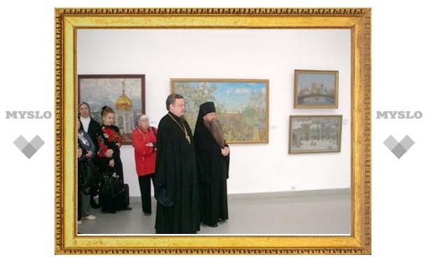 Монастырь и художники – вместе ради просвещения людей