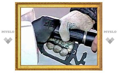Бензин в Туле снова подорожал