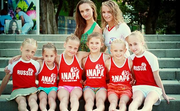 Тульские гимнастки вернулись из Анапы с медалями