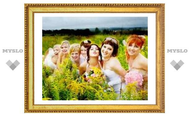 Парад невест в Туле!!!