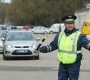 В Туле сотрудники ГИБДД проводят рейд «Безопасный перекресток»