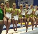 Тульские гимнастки блестяще выступили на соревнованиях в Брянске