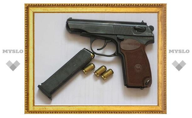В Туле предприниматель несколько раз выстрелил в подростка