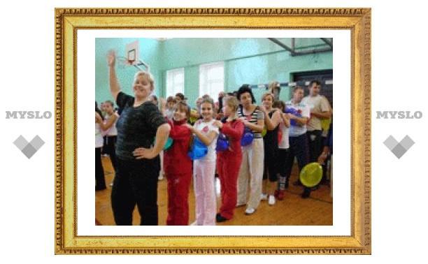 В Туле пройдет семейный спортивный конкурс