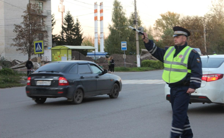 Масштабный рейд: как в Узловой ловили пьяных водителей