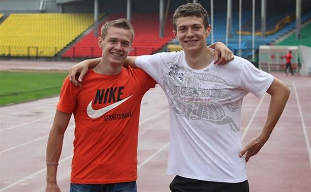 Туляк Александр Ефимов стал чемпионом России по лёгкой атлетике