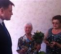 60 семей в Липках получили новые квартиры
