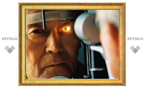 Лечение глазных болезней оказалось эффективной профилактикой болезни Альцгеймера