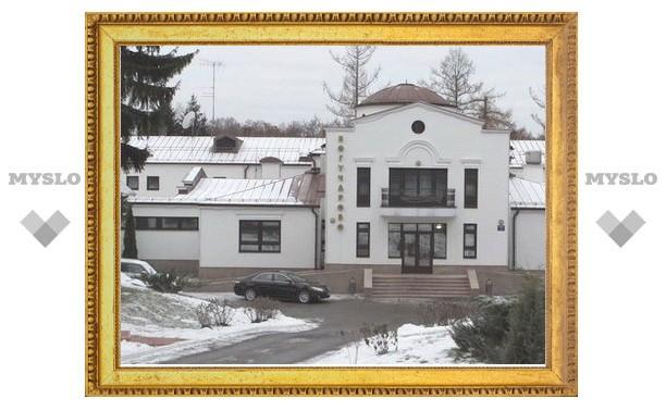 Резиденцию экс-губернатора Тульской области Дудки снова сдают в аренду