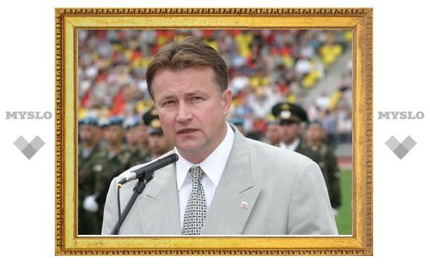 Вячеслав Дудка примет участие в Международном спортивном форуме
