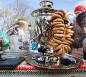 Комсомольский парк приглашает туляков на масленичные гулянья