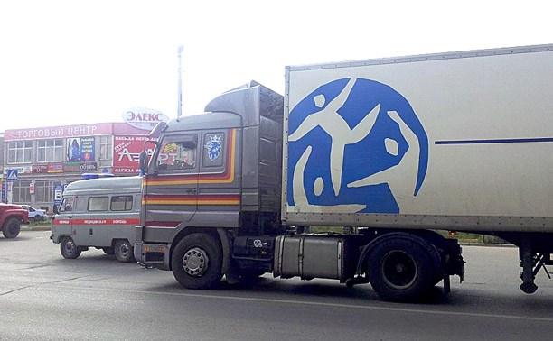 В Алексине 55-летний водитель грузовика насмерть сбил мужчину