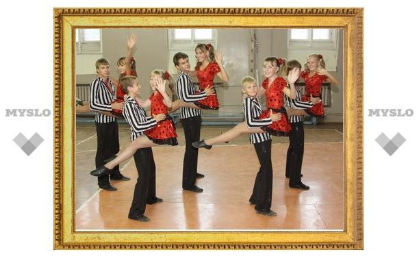 В Туле танцует вся Россия