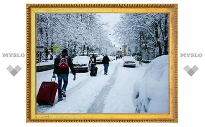 """Водителям в Хельсинки предложили сдать машины в """"зимний отель"""""""