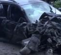 Водитель «Лексуса», который врезался в арку Центрального стадиона, был пьян