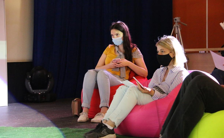 В Туле стартует работа молодежного пространства «Газон»