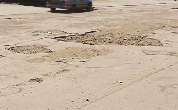 Жителям деревни Слободка Киреевского района отремонтируют дорогу